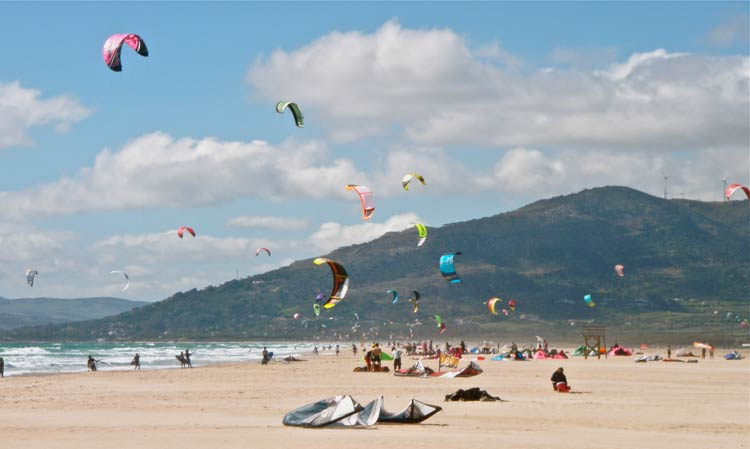 7 Useful Tips For A Kitesurfing In Tarifa, Spain Vacation